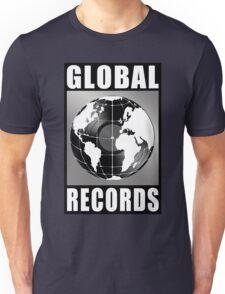 Global Records Unisex T-Shirt