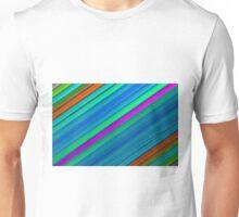 Beautiful Cushions/ Colours Abound Stripes1 Unisex T-Shirt