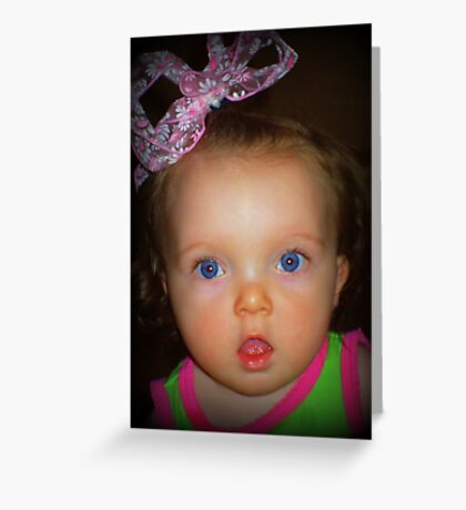 OMG! What were YOU thinking??!!! Greeting Card