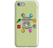 Indigo League iPhone Case/Skin