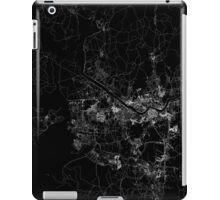 Seoul map South Korea iPad Case/Skin