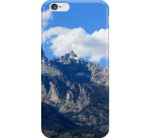 The Grand Tetons iPhone Case/Skin