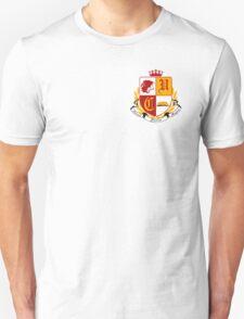 Camelot University (Small, Colour) Unisex T-Shirt