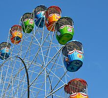 Ferris Wheel by AHigginsPhoto