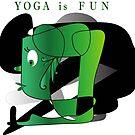 Yoga by IrisGelbart