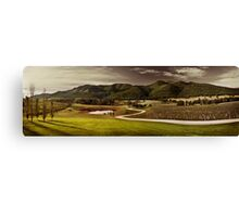 Mudgee Panorama Canvas Print