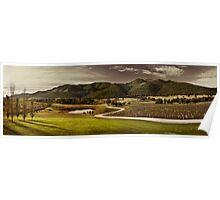 Mudgee Panorama Poster