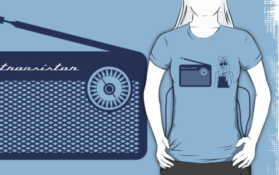 Radio Gaga by designedbyn