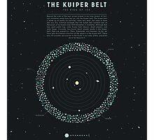 The Kuiper belt Photographic Print