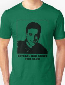 Official Bob Saget Fan Club Shirt T-Shirt