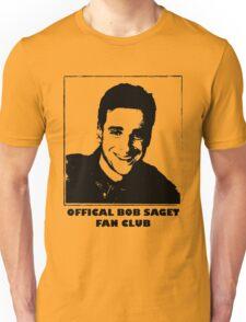 Official Bob Saget Fan Club Shirt Unisex T-Shirt