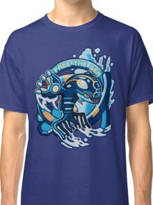 Free The Sea Classic T-Shirt