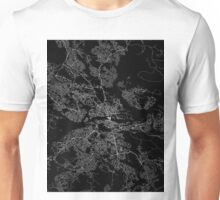 Stockholm map sweden Unisex T-Shirt