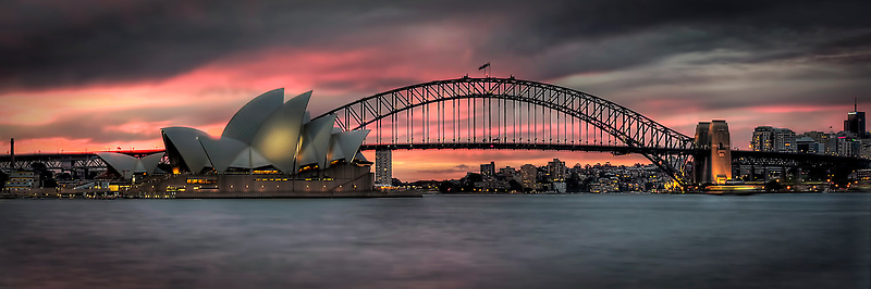 Sydney's Icons by Maxwell Campbell