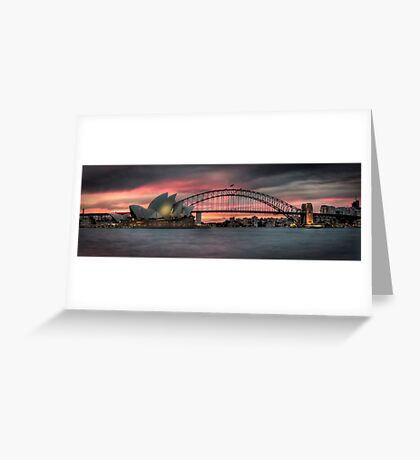 Sydney's Icons Greeting Card