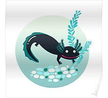 A lotl axolotl Poster