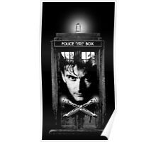 David the Tenth Doctor Poster