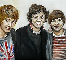 ONE DIRECTION by Wayne Dowsent