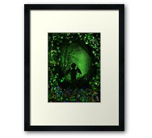 Jeremy The Wicca'd Framed Print