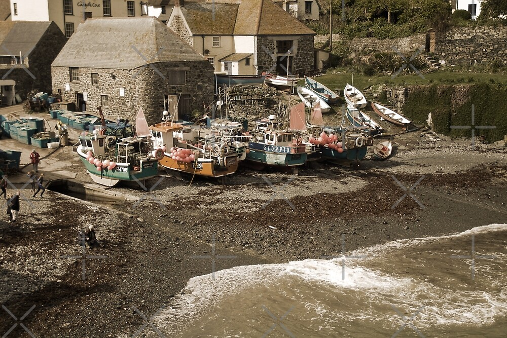 Cadgwith by Country  Pursuits