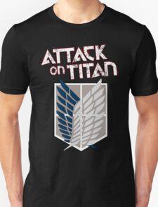 Attack On Titan (V2) Unisex T-Shirt