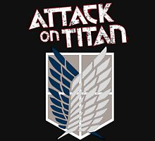 Attack On Titan (V2) Men's Baseball ¾ T-Shirt