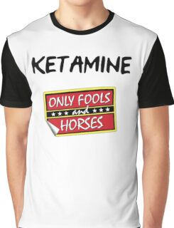 Ketamine - Only Fools and Horses Graphic T-Shirt
