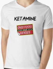 Ketamine - Only Fools and Horses Mens V-Neck T-Shirt