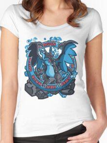 Charizardite X Women's Fitted Scoop T-Shirt