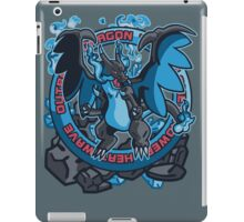 Charizardite X iPad Case/Skin
