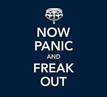 Now panic and freak out by swimmingrachel
