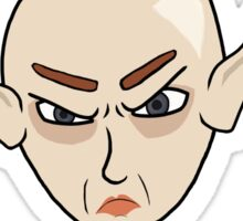 Solas Greatly Disapproves Sticker