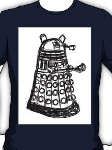 Dalek Sketch T-Shirt