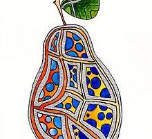 Pear by KeLu