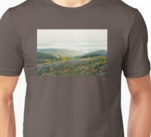 Cadillac Mountain in Fall, Acadia National Park Maine Unisex T-Shirt