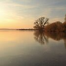 Loch Leven Sunset by Grant Glendinning