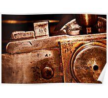iron age camera Poster