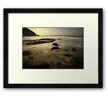 Great Ocean Road IV Framed Print