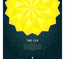 The Sun Photographic Print