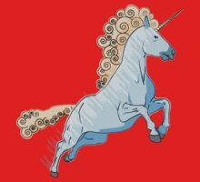 Unicorn Rush Kids Tee