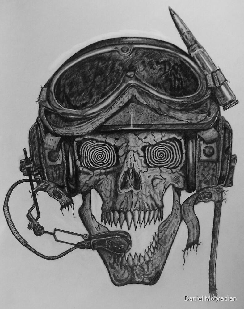 Blood and Steel by Daniel Mooradian