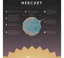Mercury Photographic Print