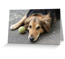 Nobody Wants to Play with Me Greeting Card