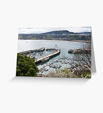 The Harbour @ Scarborough Greeting Card