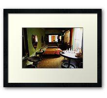 Helen Martin's home, Nieu Bethesda Framed Print