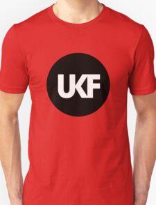 UKF-Black and White T-Shirt