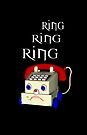 Ring Ring .. iphone case by LoneAngel