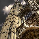 Antwerp Cathedral by PhotoTamara