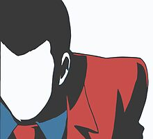 Lupin no face by mususama