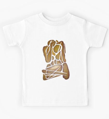 Abstract Lovers Kids Tee